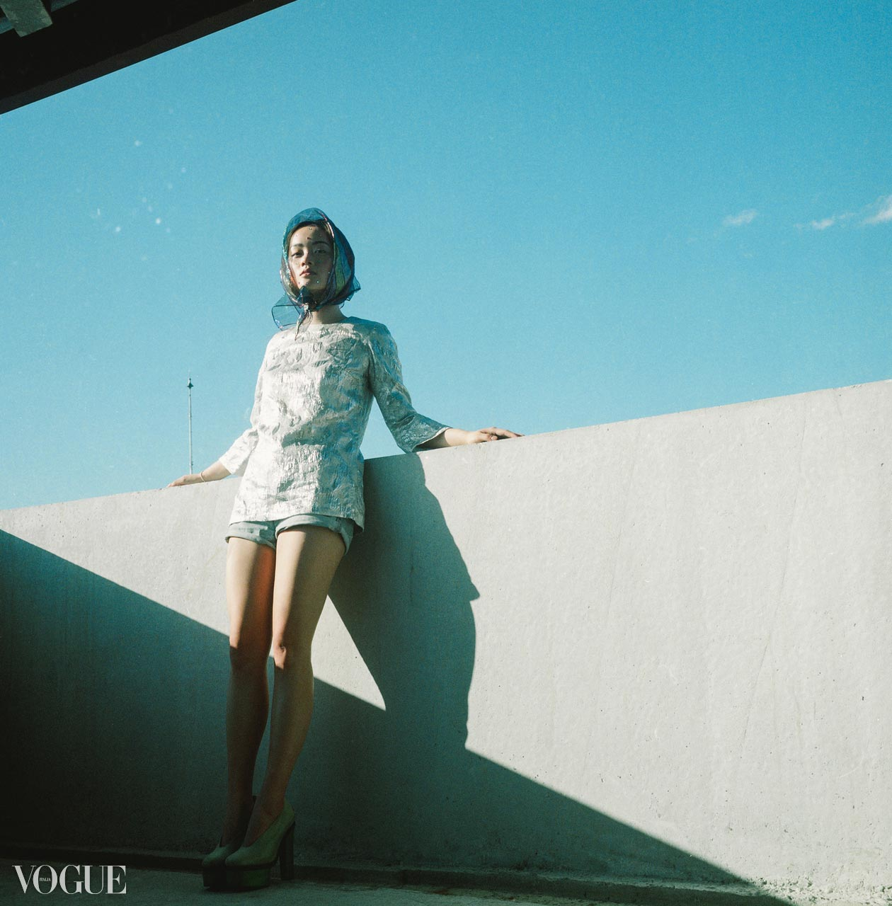 Outer Space Vogue Italia